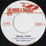 Chosen Few / Collie Stuff (7inch)