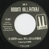 DJ SOOMA / Riddim Killamen Meetz JASS, O.D.S & ZIMBACK