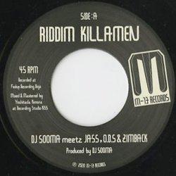 画像1: DJ SOOMA / Riddim Killamen Meetz JASS, O.D.S & ZIMBACK