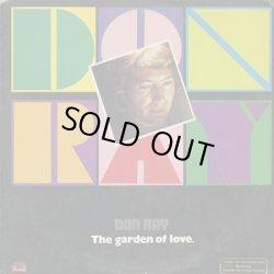 画像1: Don Ray / The Garden Of Love