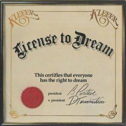 画像1: Kleeer / License To Dream