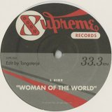 Tangoterje Edits / Double - Woman Of The World c/w Titanic - Macumba