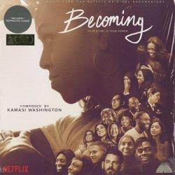 画像1: Kamasi Washington / Becoming (Music From The Netflix Original Documentary)