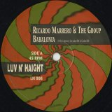Ricardo Marrero & The Group / Babalonia c/w My Friend