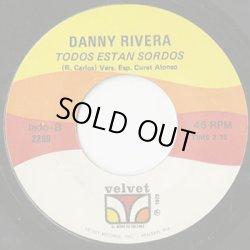 画像2: Danny Rivera / Que Daria Yo c/w Todos Estan Sordos