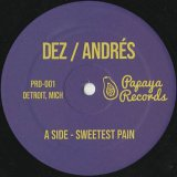 Andres / Sweetest Pain c/w Sweetest Moaning