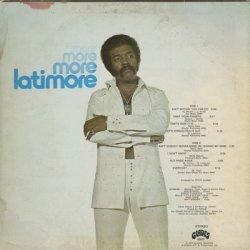 画像2: Latimore / More, More, More, Latimore