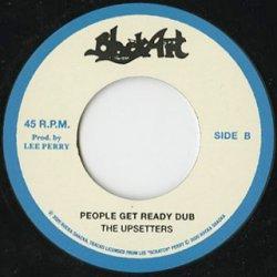 画像2: Junior Murvin / The Upsetters - People Get Ready / People Get Ready Dub