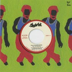 画像3: Upsetter Revue / The Silvertones - Play On Mr. Music / Rejoice Jah Jah Children (Dub Plate Mix)