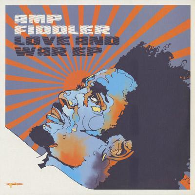 amp fiddler love and war ep 12inch genuine
